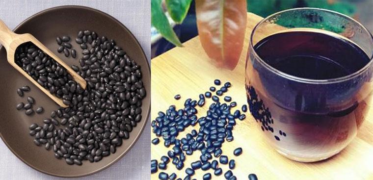 Uống nước đậu đen thay nước lọc được không?