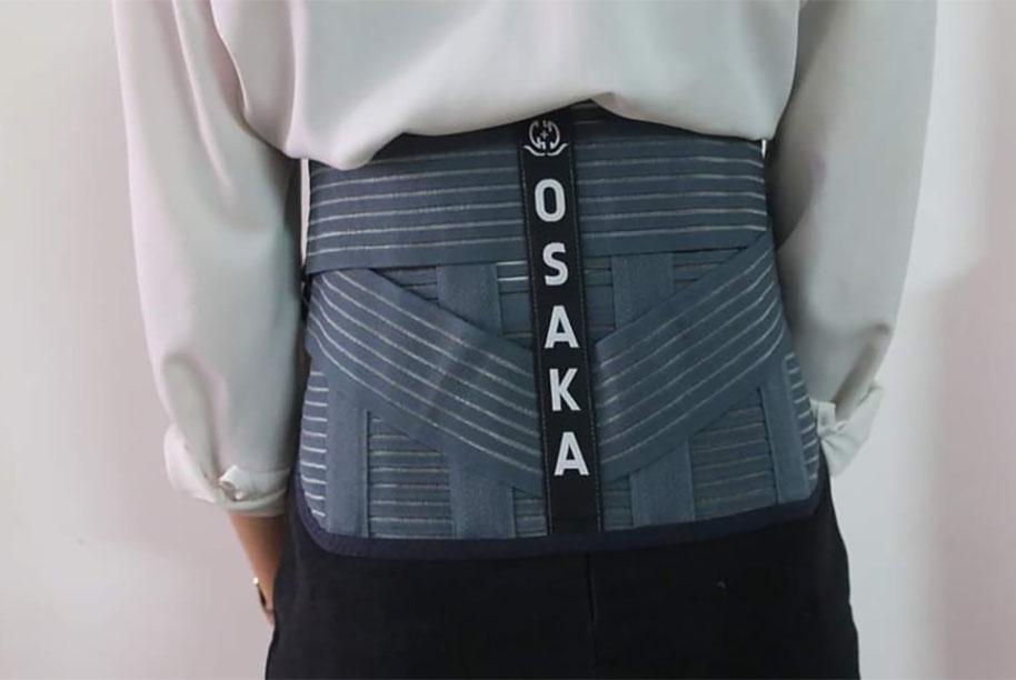 Đai lưng thoát vị đĩa đệm Osaka