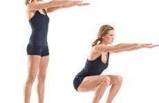 Bài tập Squat thoái hóa cột sống lưng