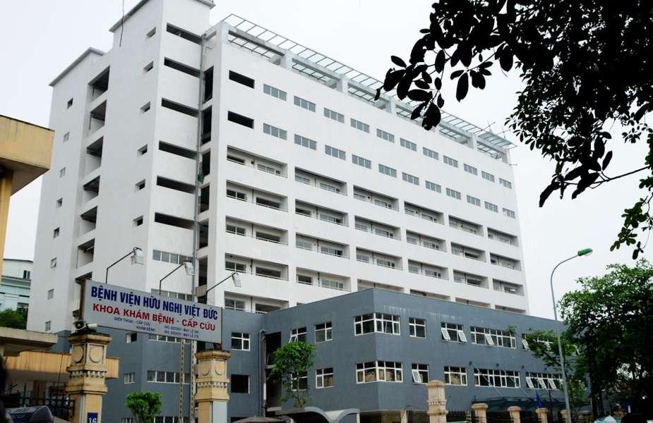 Bệnh viện Hữu Nghị Việt Đức khám chữa thoát vị đĩa đệm