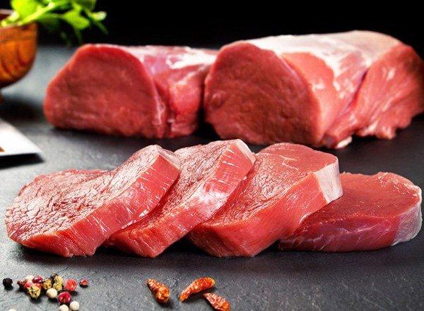 Người bệnh thoát vị đĩa đệm không nên ăn các loại thịt đỏ