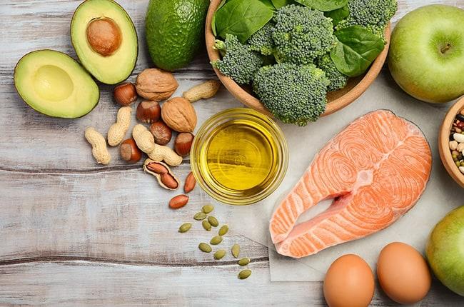 Chế độ dinh dưỡng khoa học - Cách phòng tránh thoái hóa cột sống