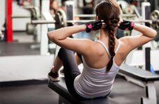Thoái hóa cột sống có nên tập gym